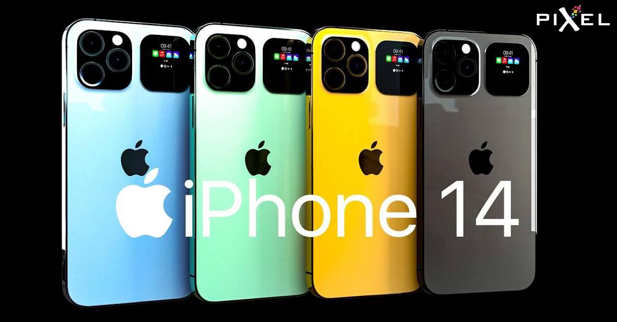 iPhone 14 Pro Max от Apple просочился в рендеры, на которых нет выемки и выпуклости камеры