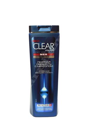 շմպ «Քլիար» տղամարդկանց թեփի դեմ, նորմալ մազերի համար200մլ
