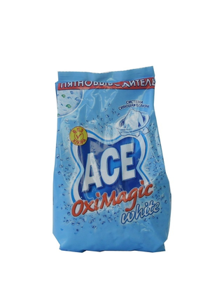"stain remover ""Ace"" Oxi Magic White                200g"