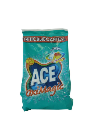 "stain remover ""Ace"" Oxi Magic                 200g"