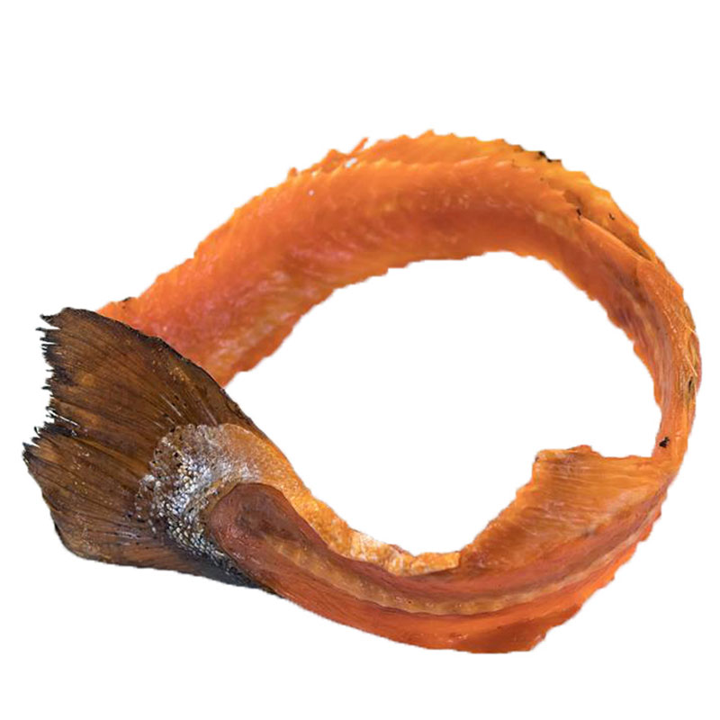 Smoked salmon photo
