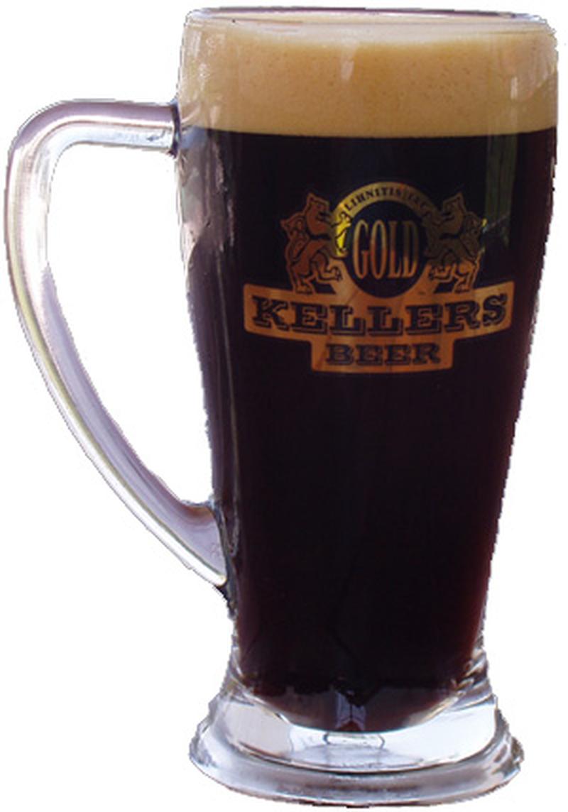 Սև լցնովի գարեջուր Կելլերս, 1լ photo