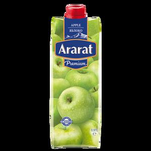 Яблочный сок Ararat Premium 0.97 л