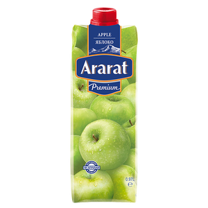 Խնձորի հյութ Ararat Premium 0.97լ