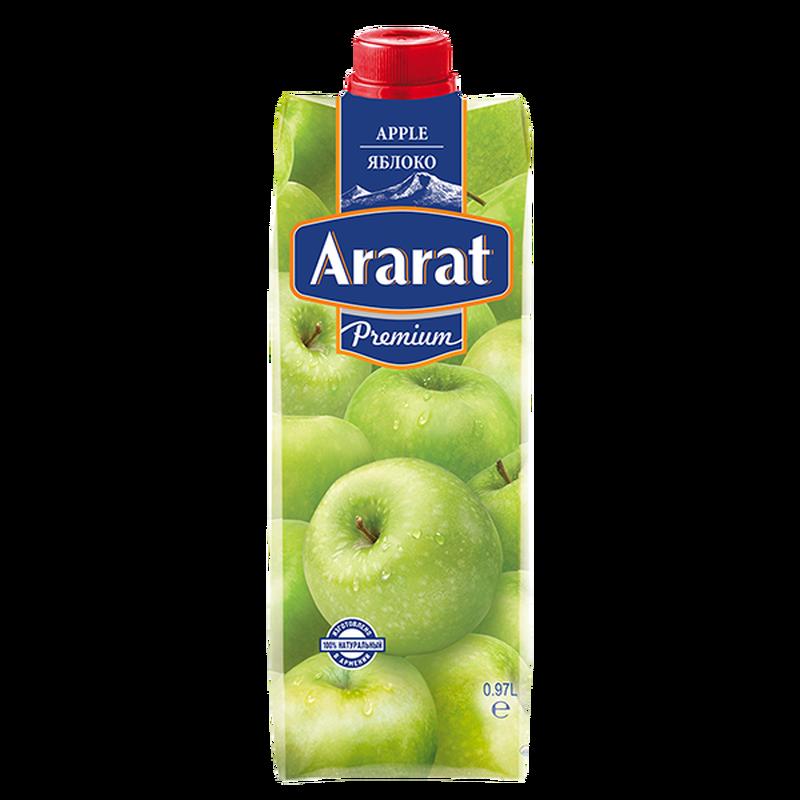 Խնձորի հյութ Ararat Premium 0.97լ photo