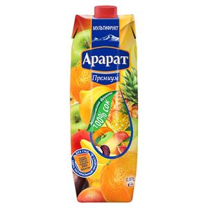 Мультифруктовый сок Тропик Ararat Premium 0.97 л