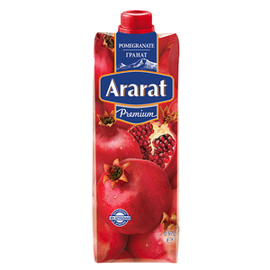 Նռան հյութ Ararat Premium 0.97 լ