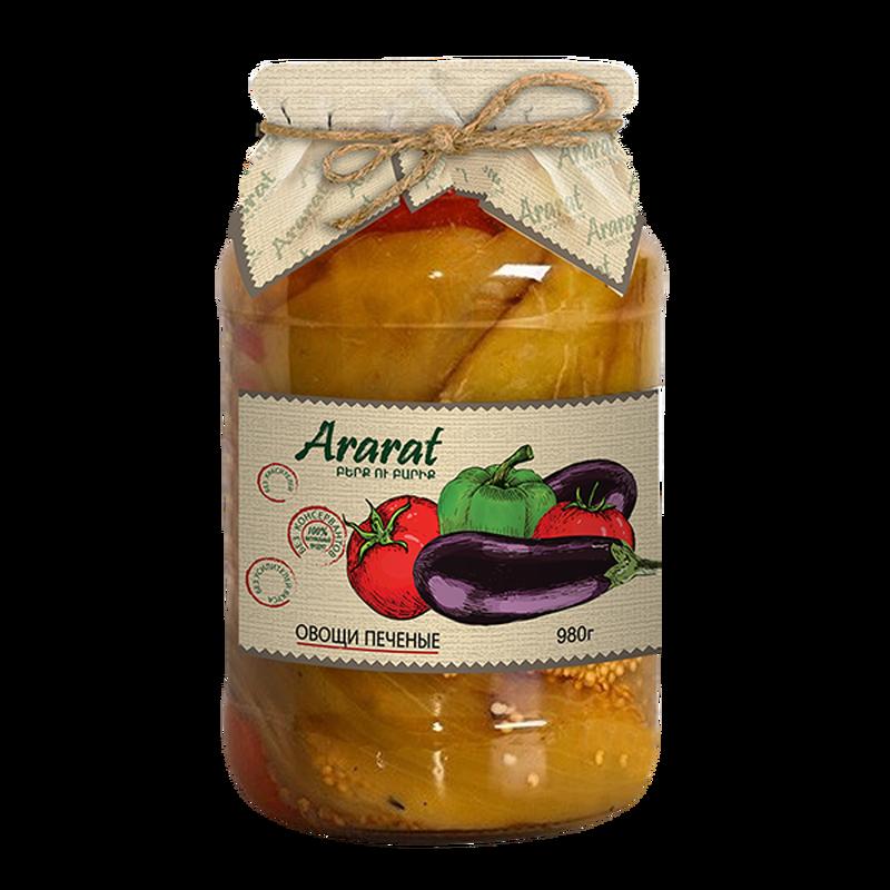 Խորոված բանջարեղեն Ararat photo