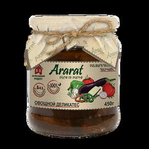 Բանջարեղենային դելիկատես Ararat