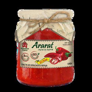 Паста из острого красного перца Ararat
