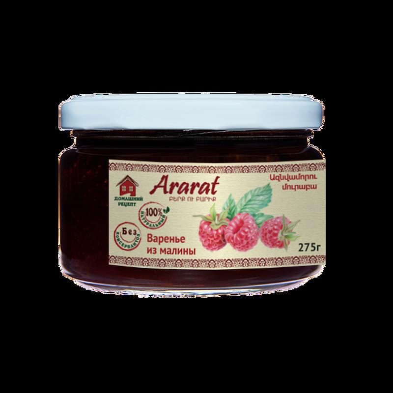 Raspberry preserve Ararat 275 g photo