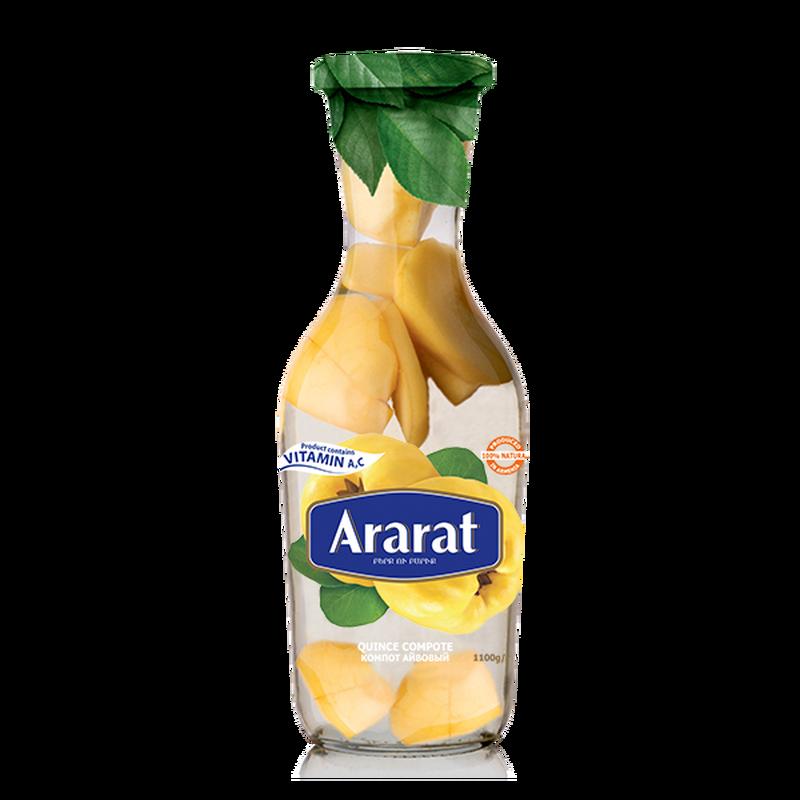 Սերկևիլի կոմպոտ Ararat 1լ photo