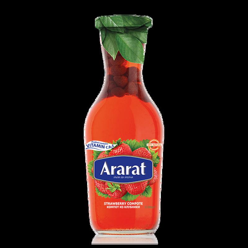 Ելակի կոմպոտ Ararat 1 լ photo