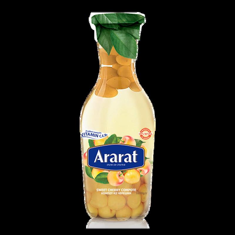 Կեռասի կոմպոտ Ararat 1 լ photo