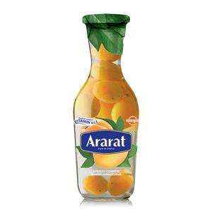 Ծիրանի կոմպոտ Ararat 1 լ