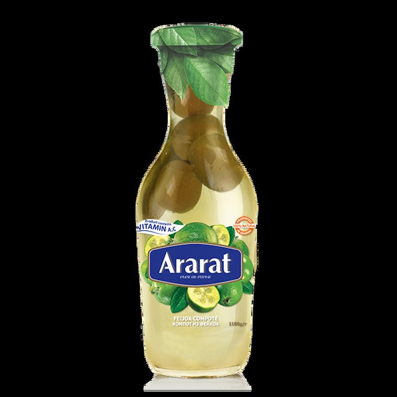 Ֆեյխոայի կոմպոտ Ararat 1 լ photo