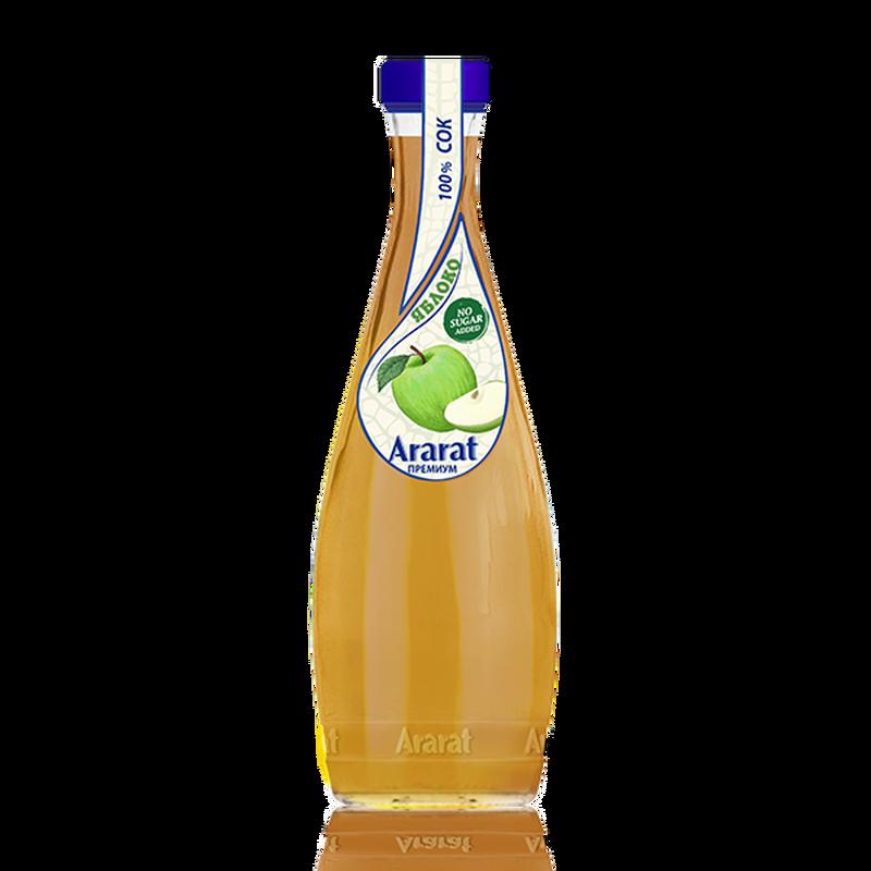 Яблочный сок Ararat Premium 0.75 л photo