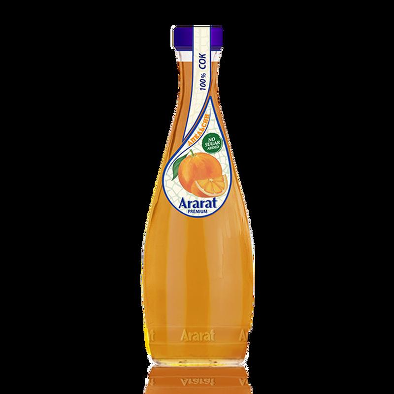 Նարնջի հյութ Ararat Premium 0.75 լ photo