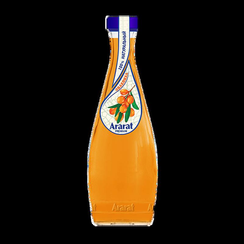 Облепиховый нектар Ararat Premium 0.75 л photo