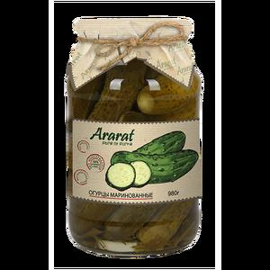 Մարինացված վարունգ Ararat