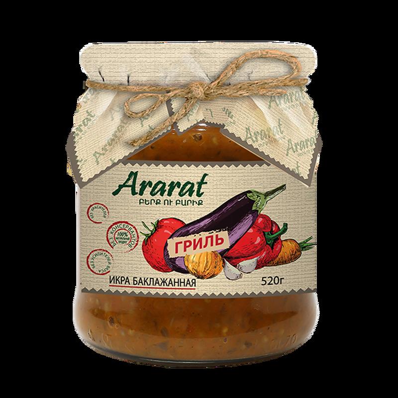 Սմբուկի խավիար (խորոված) Ararat photo