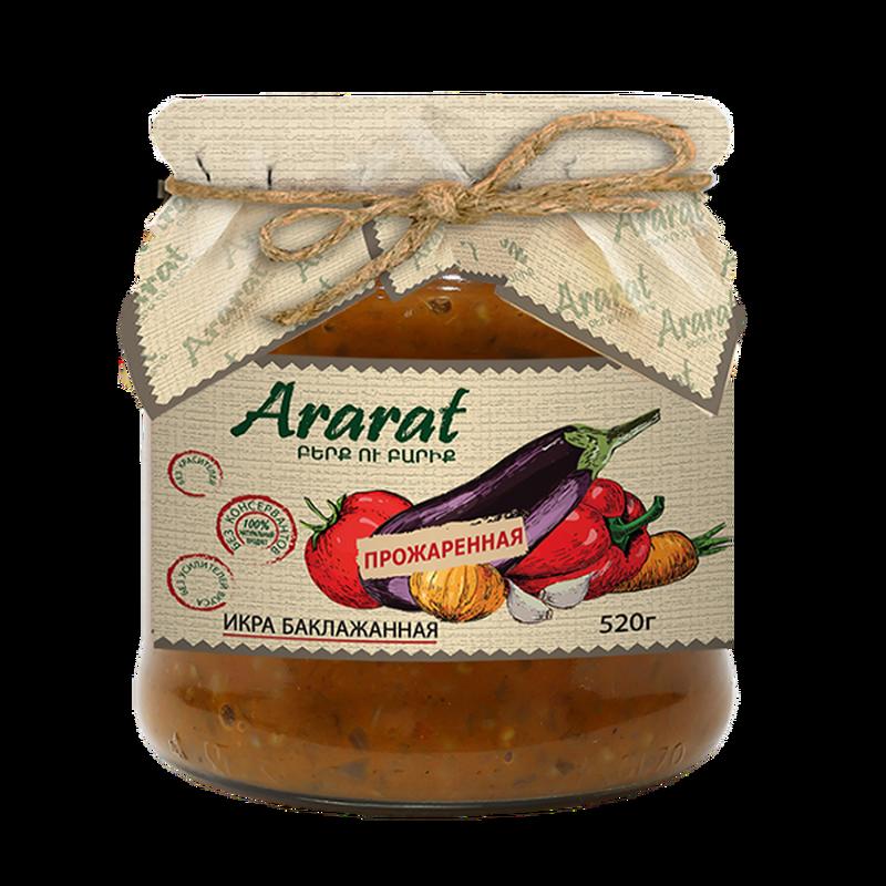Սմբուկի խավիար (տապակած) Ararat photo