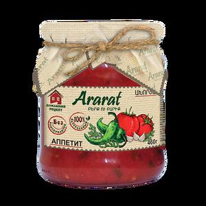 Appetite Ararat