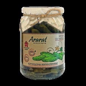 Marinated pickles Ararat