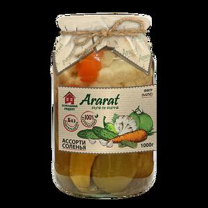 Соленья из овощей Ararat