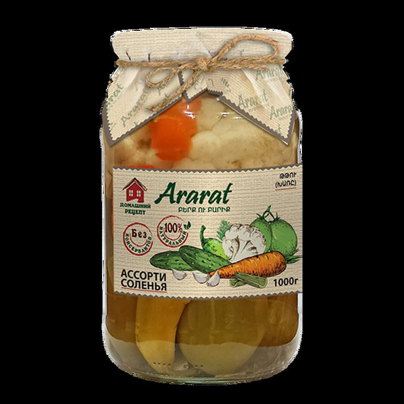 Բանջարեղենային թթու (Խառը) Ararat photo
