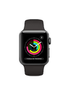 Apple Watch S3 38mm (Սև)