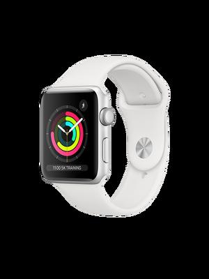 Apple Watch S3 38mm (Արծաթագույն)