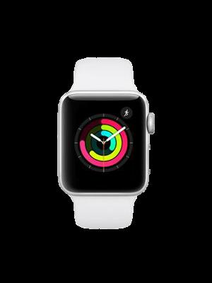 Apple Watch S3 38mm (Արծաթագույն) photo