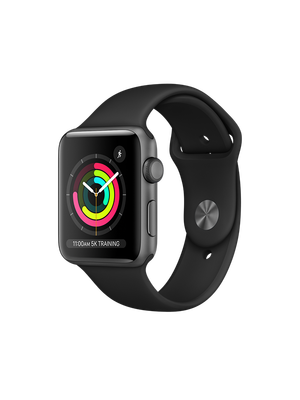 Apple Watch S3 42mm (Սև)