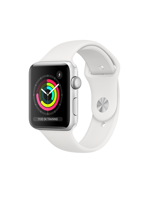 Apple Watch S3 42mm (Արծաթագույն)