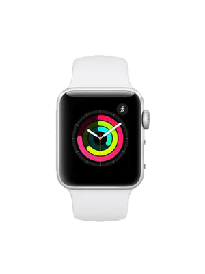 Apple Watch S3 42mm (Серебряный) photo