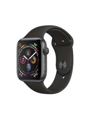Apple Watch S4 44mm (Սև)