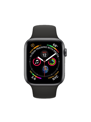 Apple Watch S4 44mm (Սև) photo