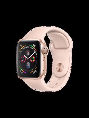 Apple Watch S4 44mm (Ոսկեգույն)