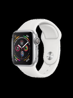 Apple Watch S4 44mm (Արծաթագույն)