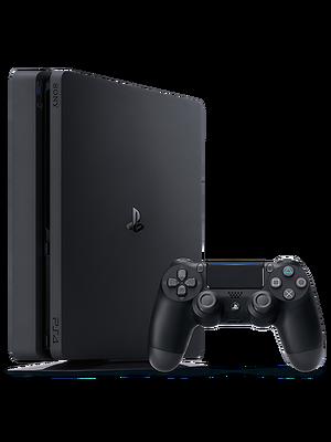 Playstation 4 Slim 500 GB (Սև) photo
