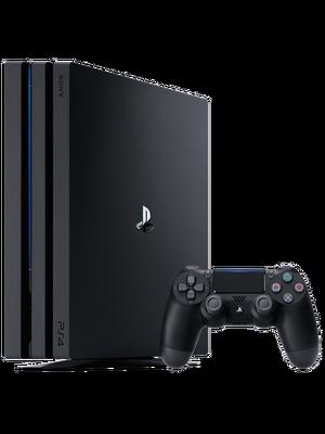 Playstation 4 Pro 1 TB (Սև)