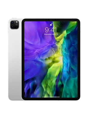 iPad Pro FD 11 2020 128 GB WI FI (Արծաթագույն) photo