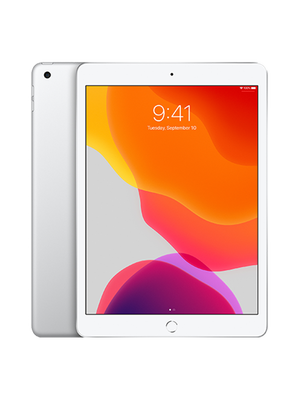 iPad 7 10.2 2019 128 GB LTE (Արծաթագույն)