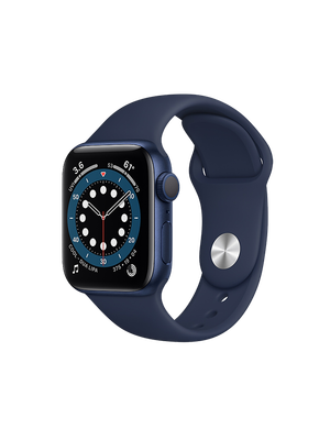 Apple Watch S6 44mm (Կապույտ)