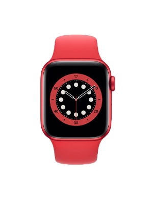Apple Watch S6 44mm (Կարմիր)