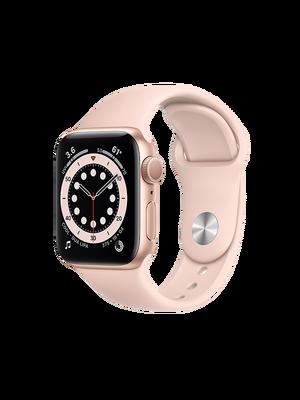 Apple Watch S6 44mm (Ոսկեգույն)