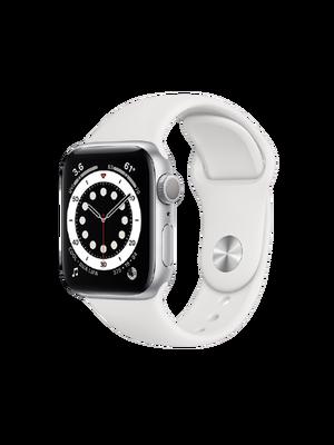 Apple Watch S6 40mm (Արծաթագույն)