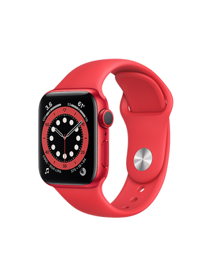 Apple Watch S6 40mm (Կարմիր)