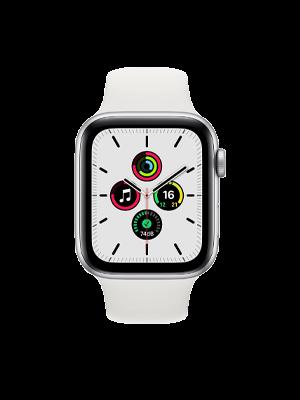 Apple Watch SE 44mm (Արծաթագույն) photo